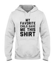 Perfect Gift For Your Mom Hooded Sweatshirt thumbnail