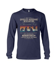 Special gift for husband - C00 Long Sleeve Tee thumbnail