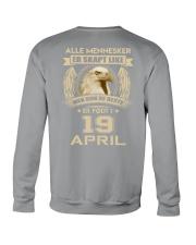 19 APRIL Crewneck Sweatshirt thumbnail