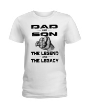 Special gift for father's day - CH00 Ladies T-Shirt thumbnail