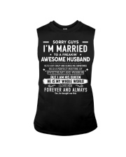 Sorry guys i'm married to an awesome husband Sleeveless Tee thumbnail