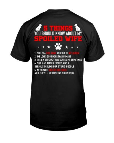 dog mom -  Perfect gift for husband
