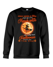 Witch - T03 Crewneck Sweatshirt thumbnail