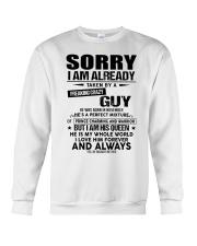 perfect gift for your girlfriend nok11 Crewneck Sweatshirt thumbnail
