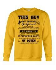 Gift for Boyfrend - CTUS06 Crewneck Sweatshirt thumbnail