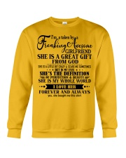 The perfect gift for your girlfriends - nok00 Crewneck Sweatshirt thumbnail