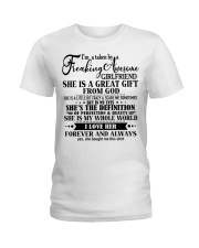 The perfect gift for your girlfriends - nok00 Ladies T-Shirt thumbnail