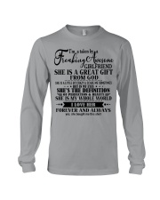 The perfect gift for your girlfriends - nok00 Long Sleeve Tee thumbnail