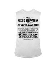 198-21-3 Perfect gift for stepfather AH00 Sleeveless Tee thumbnail