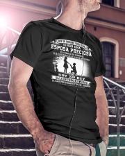 Soy la afortunada - X02 Febrero Classic T-Shirt lifestyle-mens-crewneck-front-5