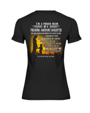 Mother- T11 daughter Ladies T-Shirt Premium Fit Ladies Tee thumbnail