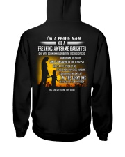 Mother- T11 daughter Ladies T-Shirt Hooded Sweatshirt thumbnail