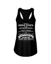 LIMITED EDITION ITALY - C01 Ladies Flowy Tank thumbnail