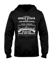 LIMITED EDITION ITALY - C01 Hooded Sweatshirt front