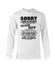 perfect gift for your girlfriend nok07 Long Sleeve Tee thumbnail