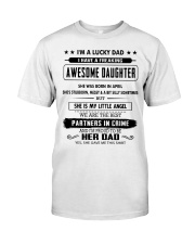 Perfect gifts for Father - April Premium Fit Mens Tee thumbnail