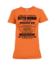 Gift for mother -Presents to your mother-A04 Premium Fit Ladies Tee thumbnail