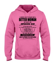 Gift for mother -Presents to your mother-A04 Hooded Sweatshirt thumbnail