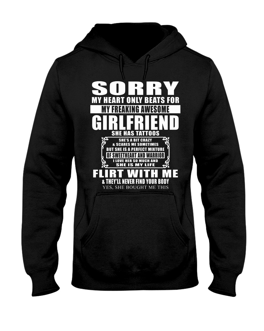 Perfect gift for your loved one TINH00 Hooded Sweatshirt