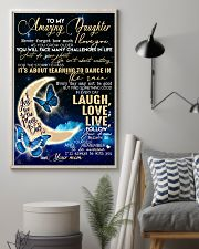 Special gift for daughter - C 241 11x17 Poster lifestyle-poster-1