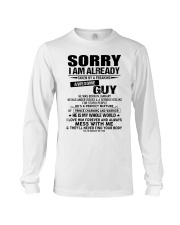 perfect gift for your girlfriend- A01 Long Sleeve Tee thumbnail