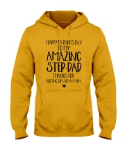 STEP DAD - FATHER DAY - NEW Hooded Sweatshirt thumbnail