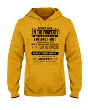 Gift for your fiancee D6 Hooded Sweatshirt thumbnail