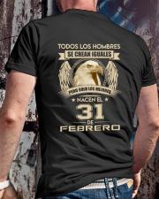 FEBRERO 30 Classic T-Shirt lifestyle-mens-crewneck-back-2