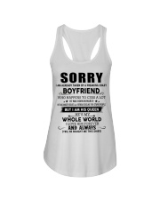 The perfect gift for your girlfriend - TINH03 Ladies Flowy Tank thumbnail
