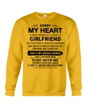 Perfect gift for boyfriend AH00 Crewneck Sweatshirt thumbnail