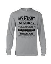 Perfect gift for boyfriend AH00 Long Sleeve Tee thumbnail
