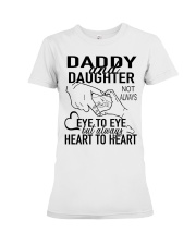 DADDY AND DAUGHTER Premium Fit Ladies Tee thumbnail