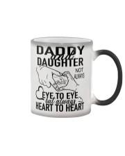 DADDY AND DAUGHTER Color Changing Mug thumbnail