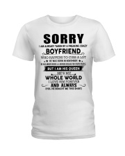 The perfect gift for your girlfriend - AH11 Ladies T-Shirt thumbnail