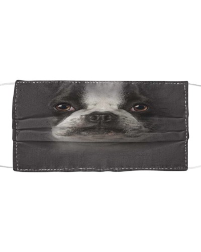 Own special with this mask - french bull