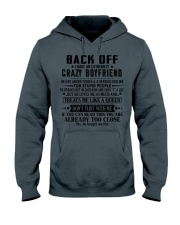 Gift for girlfriend TINH T3-180 Hooded Sweatshirt thumbnail