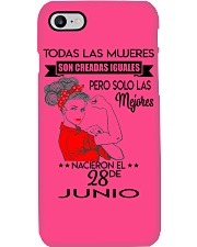 JUNIO 28 Phone Case thumbnail