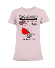 JUNIO 28 Premium Fit Ladies Tee thumbnail