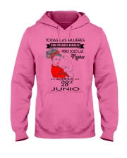 JUNIO 28 Hooded Sweatshirt thumbnail