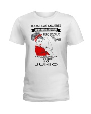 JUNIO 28 Ladies T-Shirt front