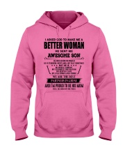 Gift for mother -Presents to your mother-A03 Hooded Sweatshirt thumbnail