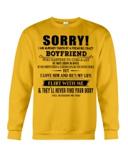 The perfect gift for your girlfriend - D4 Crewneck Sweatshirt thumbnail
