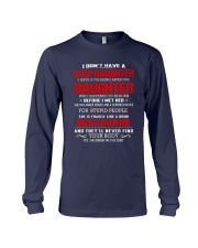 Gift for your step dad - C00 Long Sleeve Tee thumbnail