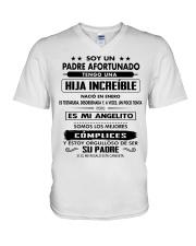 Regalo perfecto para tu padre - 00 V-Neck T-Shirt thumbnail