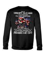 I'm a grumpy old man - Grandpa T06 Crewneck Sweatshirt thumbnail