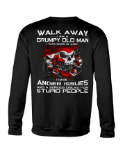 WALK AWAY I AM A GRUMPY OLD MAN - JUNE Crewneck Sweatshirt thumbnail