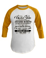 Special gift for girlfriend - C00 Baseball Tee thumbnail