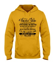 Special gift for girlfriend - C00 Hooded Sweatshirt thumbnail