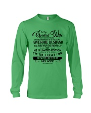 Special gift for girlfriend - C00 Long Sleeve Tee thumbnail