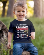 Gifts for GRANDKIDS- 4 things Youth T-Shirt lifestyle-youth-tshirt-front-4